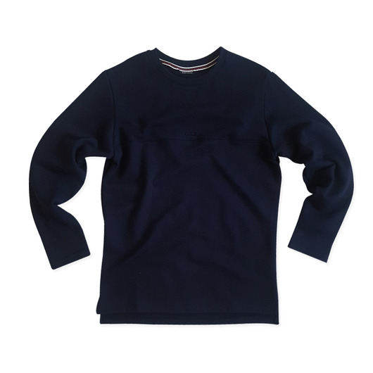[CSX™] ORGANIC COTTON SWEATSHIRT - NAVY